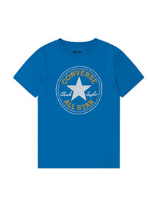 Converse Solid Color Chuck Patch T-shirt – Boys 8-20