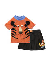 Tiger 2-pc. Rashgard Set – Baby 3-9 Mos.