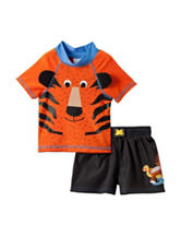 Tiger 2-pc. Rashgard Set – Baby 12-24 Mos.