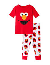 Elmo 2-pc. Pajama Pants Set – Baby 12-24 Mos.