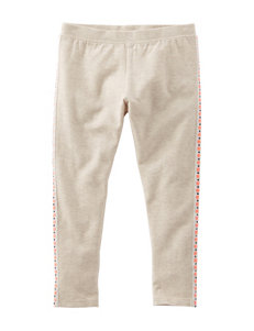 Oshkosh B'Gosh Oatmeal Leggings