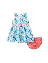Nautica 2-pc. Floral Dress Set – Baby 12-24 Mos.