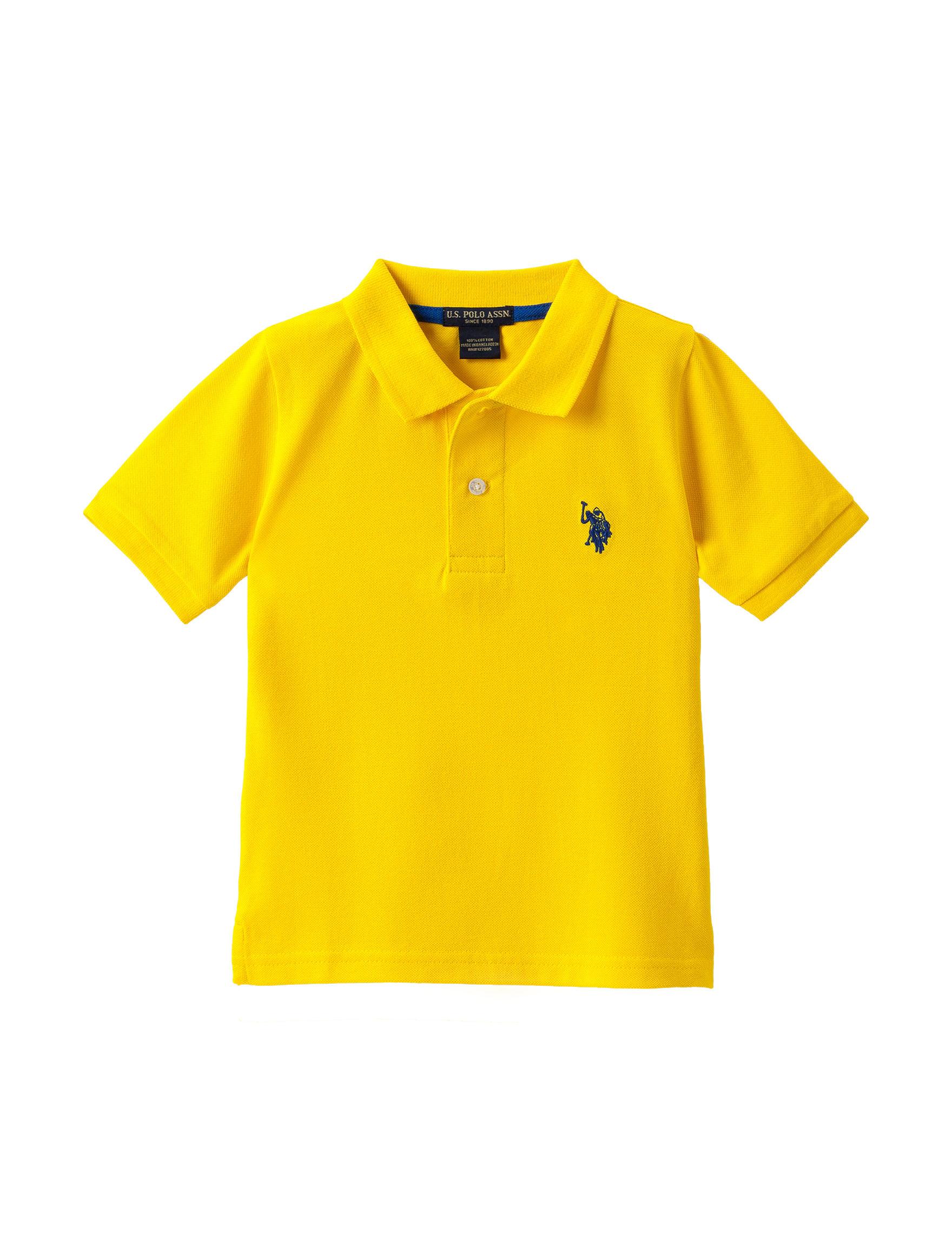 U.S. Polo Assn. Yellow