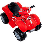 Lil' Rider Rally Racer Battery Powered 4x4
