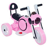 Lil' Rider Sleek LED Space Traveler Trike