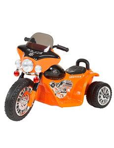 Lil' Rider Mini Three Wheel Police Chopper