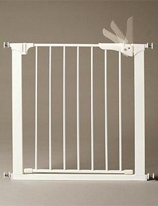 KidCo Solid Color White Gateway Pressure-Plus Gate G1030
