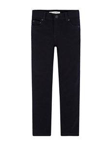 Levi's Black Stretch