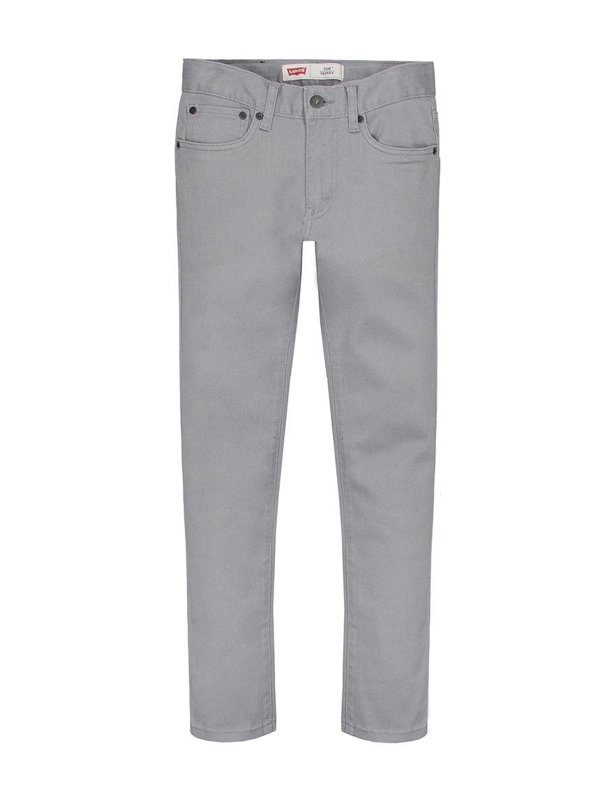 Levi's Grey Skinny