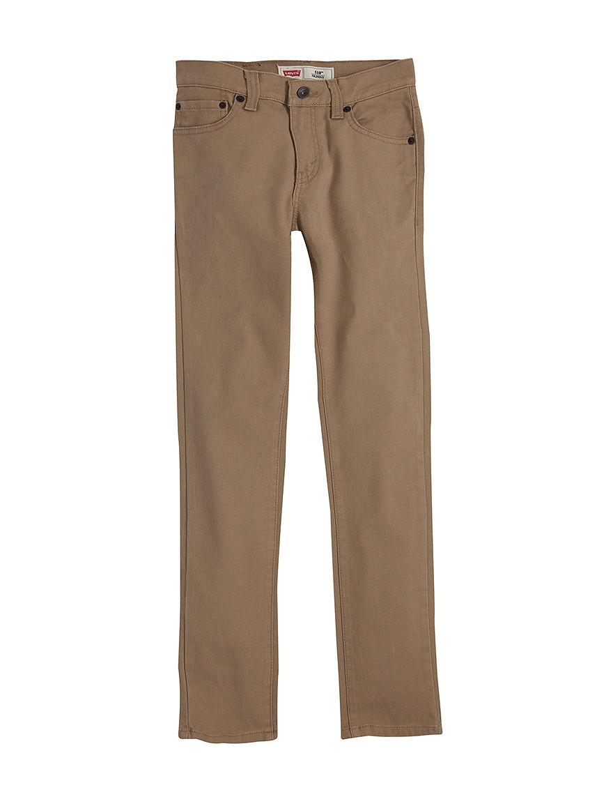 Levi's Khaki Skinny
