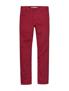 Levi's® 511™ Tibetan Red Regular Jeans—Boys 8-20
