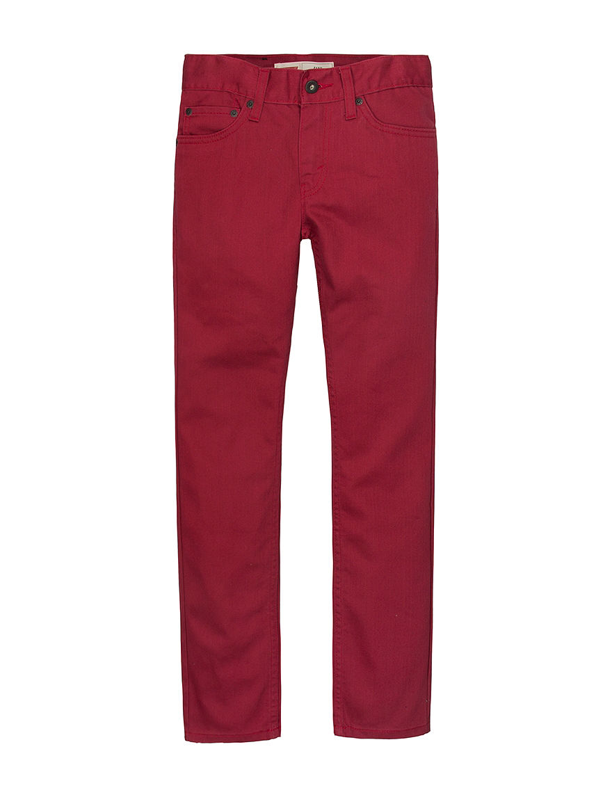 Levi's Red Slim