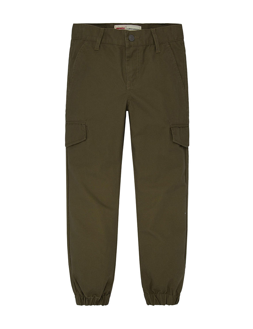 Levi's Olive Relaxed