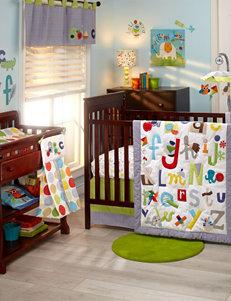NoJo® ABC With Me 4-pc. Crib Set