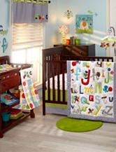NoJo® ABC With Me 4-pc. Crib Set