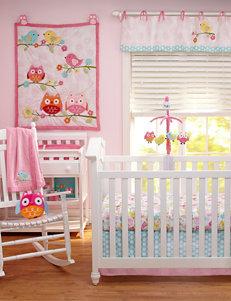 NoJo® Love Birds 4-pc. Crib Set