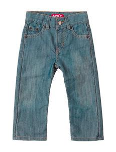 Levi's Slim Straight Jeans - Baby 12-24 Mos.