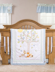 Trend Lab 6-pc. Forest Tales Crib Bedding Set