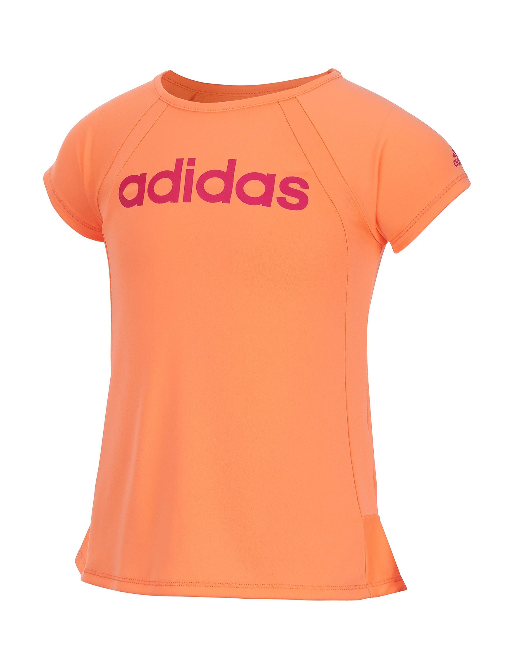 Adidas Burnt Orange Stretch