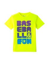 Champion Neon Sun Baseball Fun T-shirt – Boys 8-20