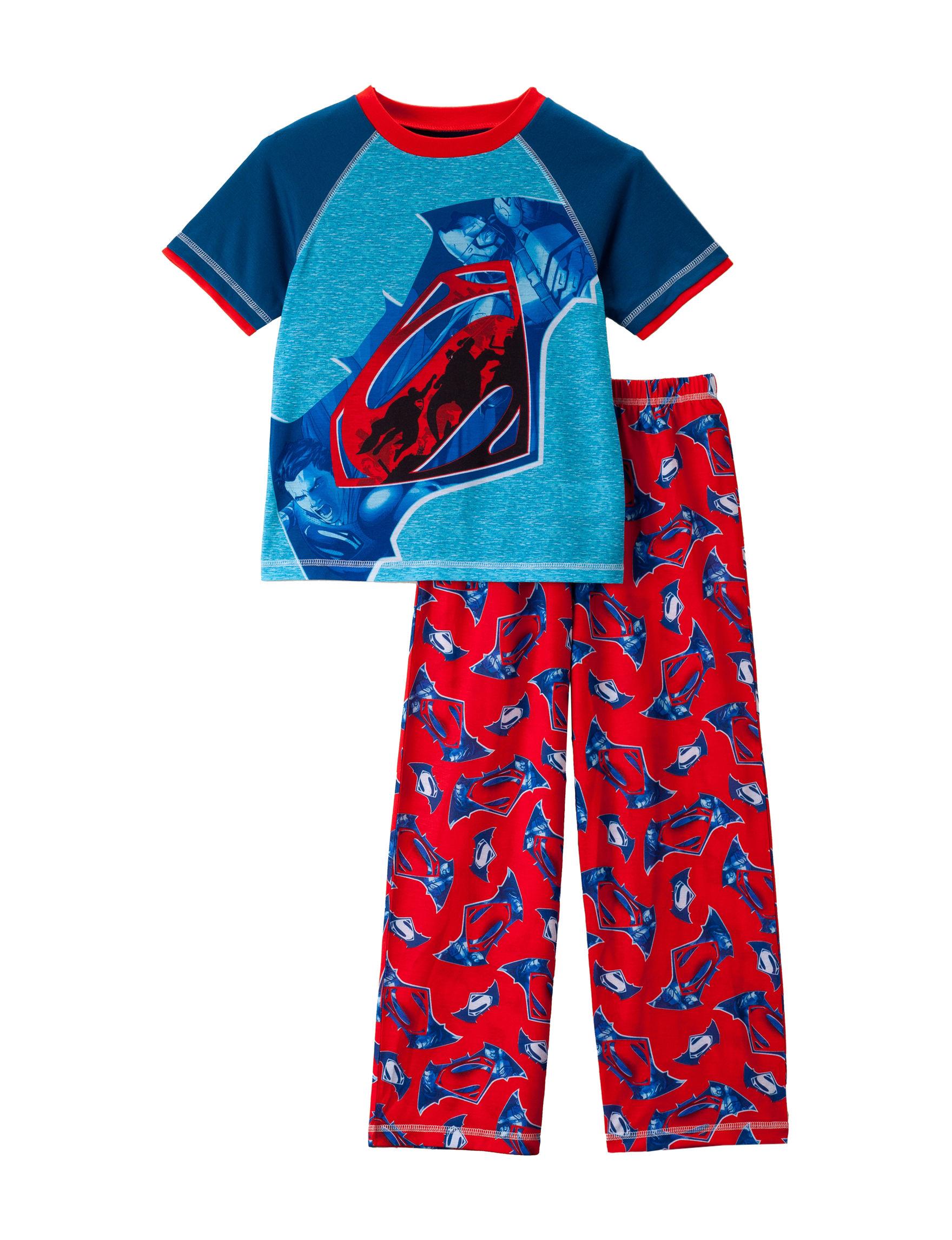 Licensed Red Pajama Sets