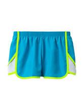 Wishful Park Chroma Blue Lined Shorts – Girls 7-16