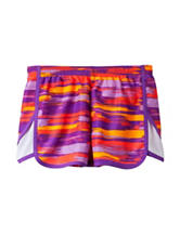 Wishful Park Multicolored Brushstroke Print Short – Girls 7-16