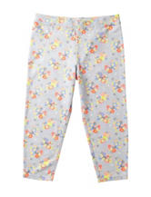 Jessica Simpson Carra Floral Print Pants – Girls 7-16