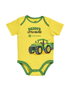 John Deere Daddy's Helper Bodysuit – Baby 3-12 Mos.