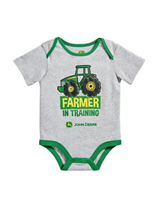 John Deere Heather Grey