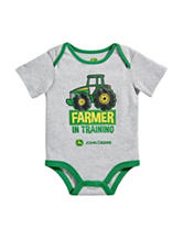 John Deere Farmer in Training Bodysuit – Baby 3-12 Mos.