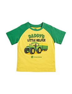 John Deere Yellow Tees & Tanks