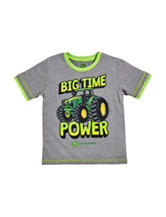 John Deere Big Time Power T-shirt – Baby 12-24 Mos.