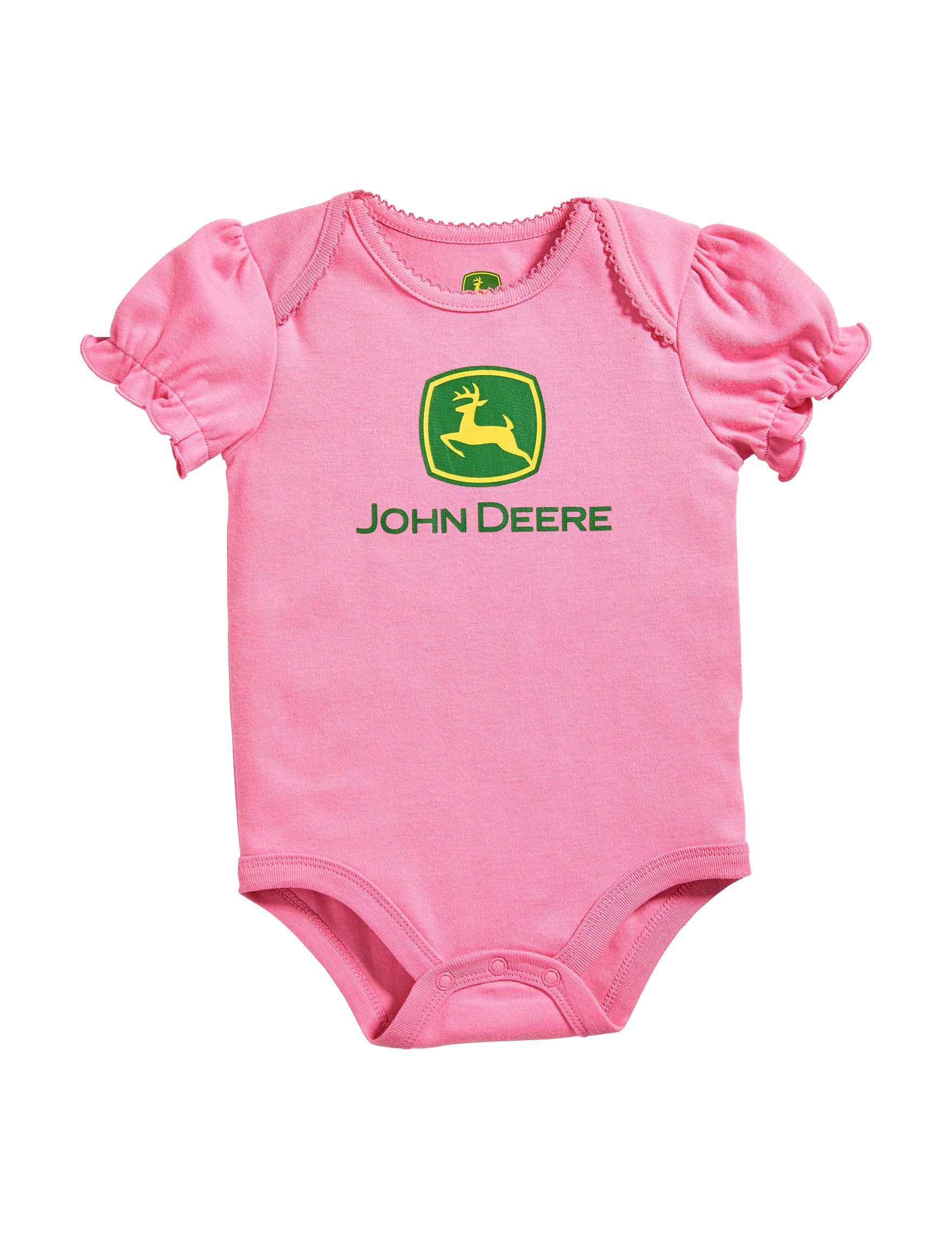 John Deere Pink