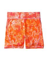 Wishful Park Multicolored Watercolor Bike Shorts – Girls 7-16