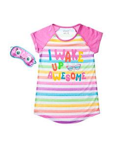 Cloud Nine Multi Pajama Tops