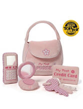 Gund My First Purse Set
