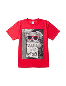 Hybrid Red Koalafied To Be Awesome T-shirt – Boys 8-20
