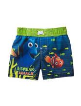 Disney Nemo & Dory Swim Trunks – Baby 12-24 Mos.