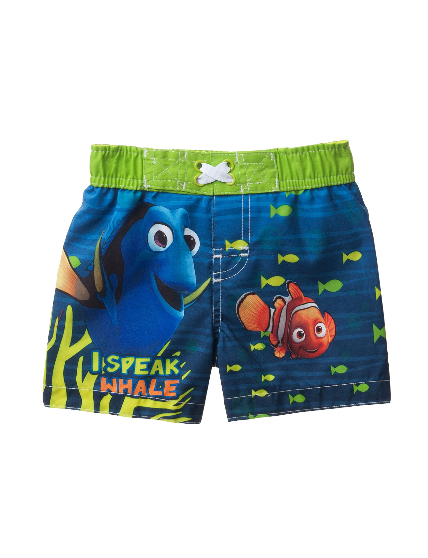 Licensed Blue Swimsuit Bottoms