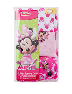 Disney Minnie Mouse Training Pants – Toddler Girls