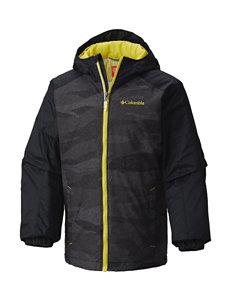 Columbia Snowpocalyptic Jacket - Boys 4-7