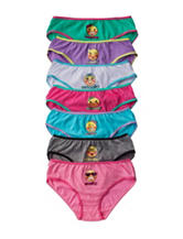 Sweet Princess 7-pk. Emoji Day Panties – Girls 7-12