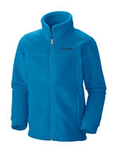 Columbia® Blue Steens Jacket - Toddler Boys