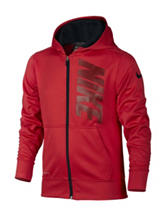 Nike® Red Therma-fit Full Zip Jacket – Boys 8-20