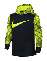 Nike® Multicolored Therma-fit Swoosh Hoodie – Boys 8-20