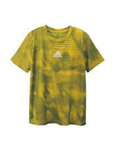 adidas® Tech Snake Skin Print T-shirt - Boys 8-20