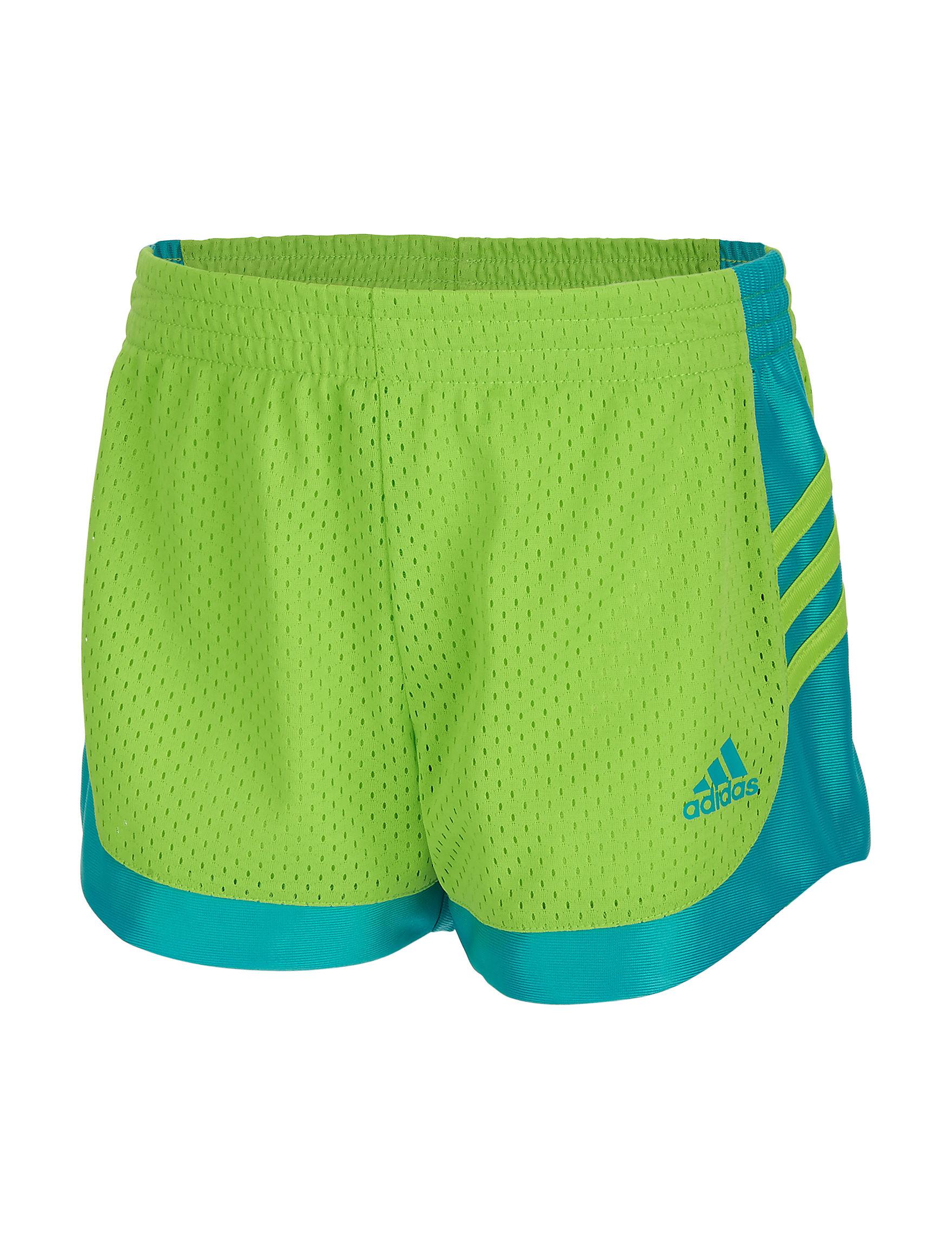 Adidas Light Green Stretch