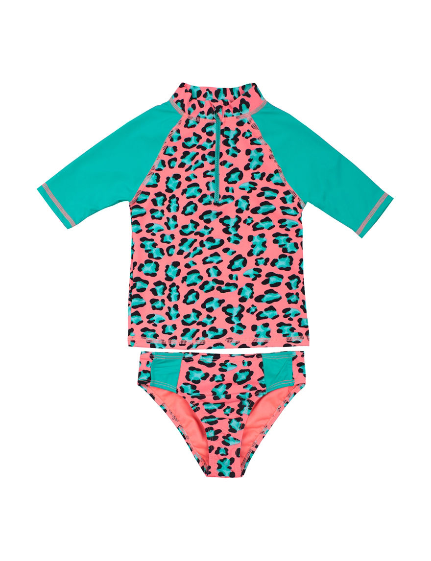 Betsey Johnson Brown Swimsuit Sets