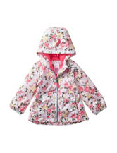 Carter's® Floral Print Trench Coat – Baby 12-24 Mos.